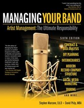 Managing Your Band | Marcone, Stephen ; Philp, David |