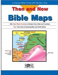 Then & Now Bible Map Book | auteur onbekend |