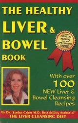 The Healthy Liver & Bowel Book | Sandra Cabot M. D. |