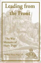 Leading from the Front | Pope, William Henry, Mc |