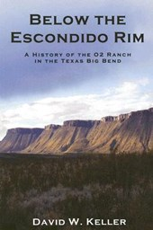 Below the Escondido Rim