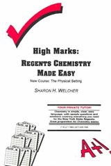 High Marks | Sharon H. Welcher |