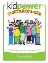 Kidpower Youth Safety Comics | Irene Van Der Zande |