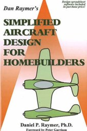 Dan Raymer's Simplified Aircraft Design for Homebuilders