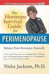 The Hormone Survival Guide for Perimenopause