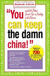 You Can Keep the Damn China!