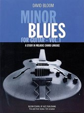 Minor Blues for Guitar