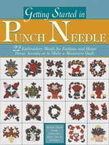 Getting Started in Punch Needle | Becky Johnston |