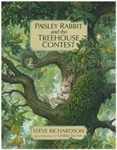 Paisley Rabbit and the Treehouse Contest