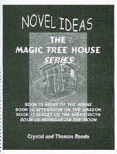 Novel Ideas the Magic Tree House Series Books #05 - #08