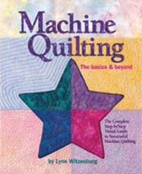Machine Quilting | Liz Witzenburg |