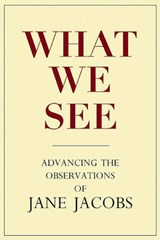 What We See | Janine Benyus |