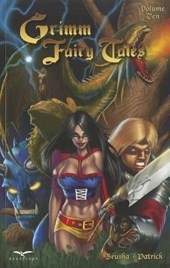 Grimm Fairy Tales, Volume