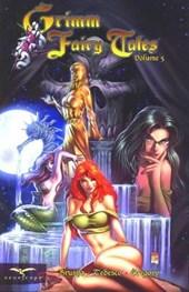 Zenescope Entertainment Presents Grimm Fairy Tales 5