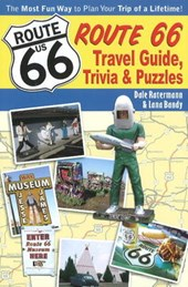 Route 66 Travel Guide, Trivia, & Puzzles | Lana Bandy |