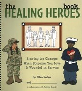 The Healing Heros Book | Ellen Sabin |