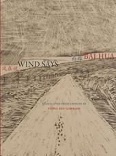 Wind Says