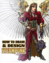 How to Draw & Design Steampunk | Rod Espinosa |