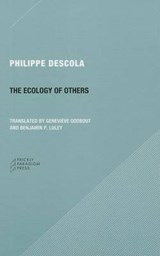 The Ecology of Others | Philippe Descola |