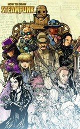 How to Draw Steampunk | Rod Espinosa |