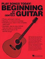 Beginning Guitar | Ron Centola |