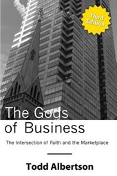 The Gods of Business | Todd Albertson |