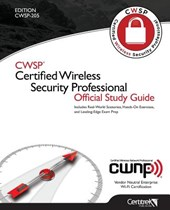 Cwsp (R)Certified Wireless Security Professional Official Study Guide