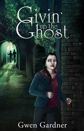 """Givin' Up The Ghost (Indigo Eady Paranormal """"Cozy"""" Mystery, #1)"""