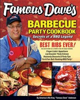 Famous Dave's Barbeque Party Cookbook | Dave Anderson |