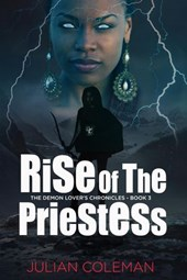 Rise of the Priestess (The Demon Lover's Chronicles, #3)