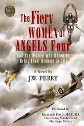 The Fiery Women of Angels Four