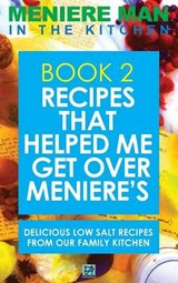 Meniere Man in the Kitchen. Book | Meniere Man |