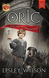 Oric and the Alchemist's Key (The Oric Trilogy, #1) | Lesley Wilson |