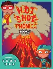 Hot Shot Phonics Book 2 C K Ck E Magical E H R