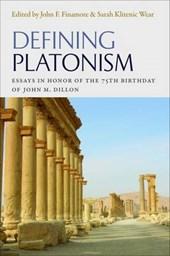 Defining Platonism