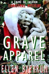 Grave Apparel (The Crime of Fashion Mysteries, #5)