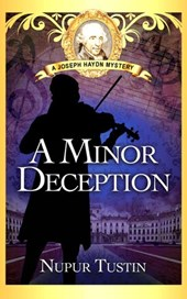 A Minor Deception (Joseph Haydn Mystery, #1)