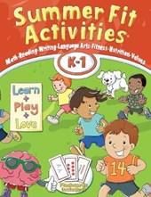 Summer Fit Activities, Kindergarten - First Grade
