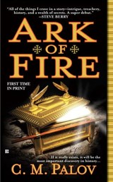 Ark of Fire | C.M. Palov |
