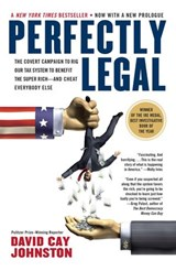 Perfectly Legal | David Cay Johnston |
