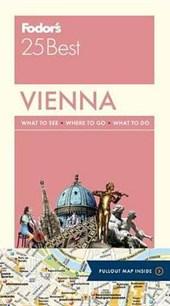 Fodor's Vienna 25 Best