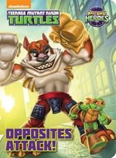 Opposites Attack! (Teenage Mutant Ninja Turtles