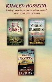 The Kite Runner / A Thousand Splendid Suns / And the Mountains Echoed. Box Set | Khaled Hosseini |
