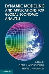 Dynamic Modeling and Applications for Global Economic Analysis |  |