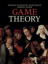Game Theory | Michael Maschler |