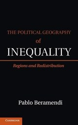 The Political Geography of Inequality | Pablo Beramendi |