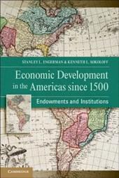 Economic Development in the Americas Since