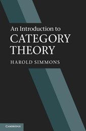 An Introduction to Category Theory | Harold Simmons |