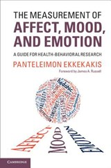 Measurement of Affect, Mood, and Emotion | Panteleimon Ekkekakis |