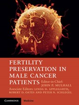 Fertility Preservation in Male Cancer Patients | John P Mulhall |